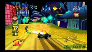 Crash Nitro Kart [Walkthrough] Part 38