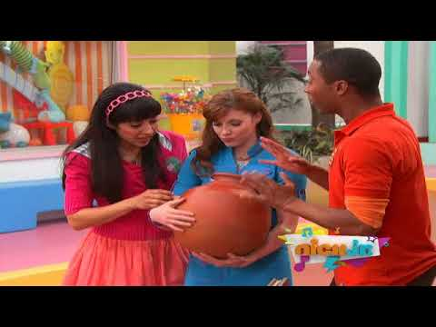 Rock Star Month - The Fresh Beat Band Plays Indian Instruments - Cartoon - Nick Jr