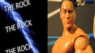 The Rock Entrance Video & Theme (JWF Stop Motion)