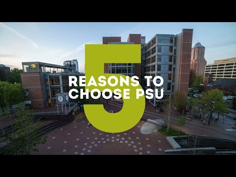 5 Reasons to Choose Portland State University
