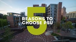 5 Reasons to Choose Portland State University