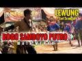 Tari Srampat Rogo Samboyo Putro feat Bondan Permadi - Live Dimong Madiun 2020