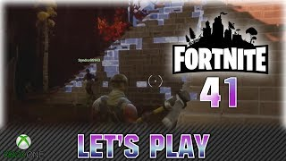 Fortnite | LET'S PLAY | FR | 41 | Défense de bouclier 1 Villeplanche (PetiteTortunette)