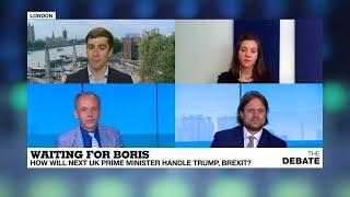 Waiting for Boris: How will next UK Prime Minister handle Trump, brexit?