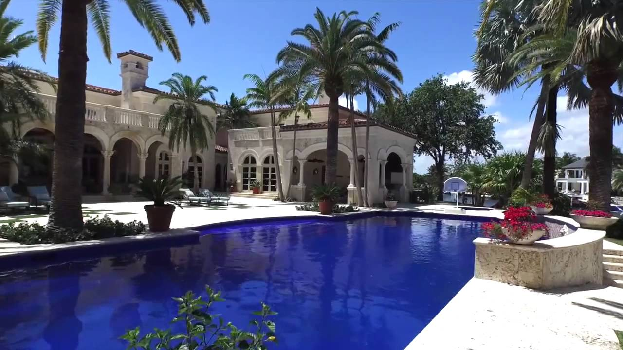 Luxury Homes In Florida South Florida Real Estate Premier ...