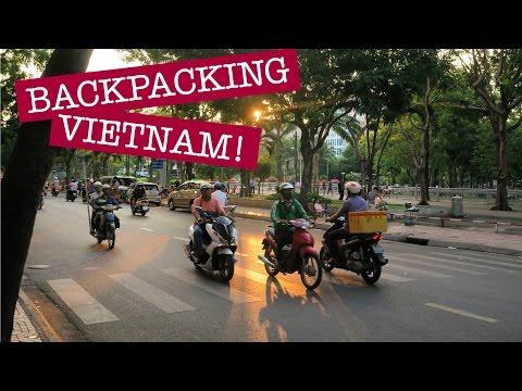 I'M BACKPACKING VIETNAM! // Ho Chi Minh City