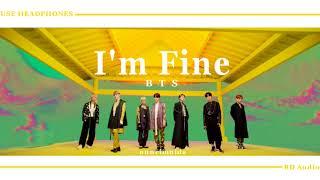 Download Lagu BTS (방탄소년단) - I'm Fine [8D AUDIO] USE HEADPHONES 🎧 mp3