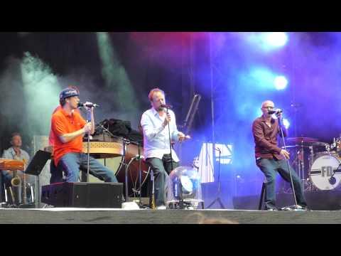 Die Fantastischen Vier - Mehr Nehmen (Unplugged) - live @ Zurich Openair 26.8.2012