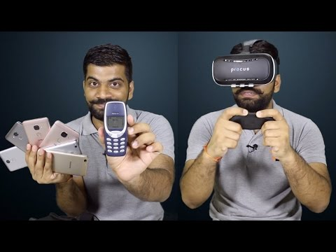 Procus Brat VR Headset with Game Controller Unboxing (Sponsored)