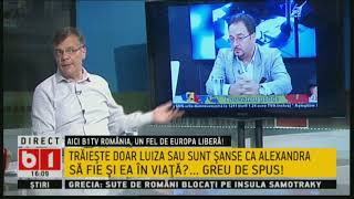 SE INTAMPLA ACUM REMUS RADOI CREDE CA LUIZA SI ALEXANDRA SUNT MOARTE. 12 AUG 2019