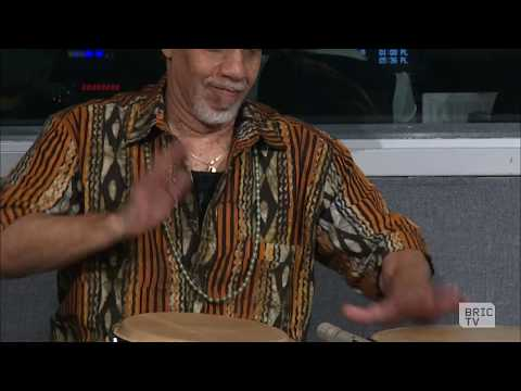 Chief Baba Neil Clarke Performs Afro-Cuban Percussion In the Studio! | BK Live