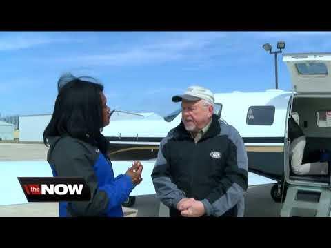 Kenosha man donates private plane to Wings of Hope - WTMJ-TV Milwaukee