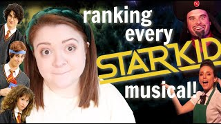 ranking every StarKid musical... don't come for me!