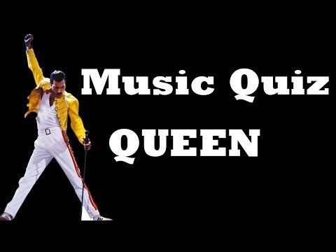 Music Quiz - Queen