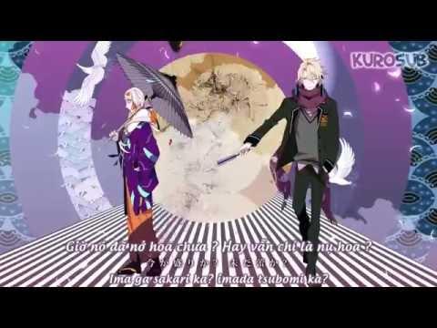 [KuroSub] Kotonoha Yugi [Hatsune Miku X Kagamine Len cover][Vietsub]