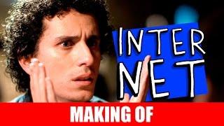 Vídeo - Making Of – Internet