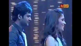 Ashvatt - Disco Party in Azhagiya Tamil Magan ATM Vijay TV