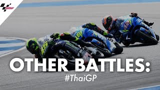 The other battles you missed! | 2019 #ThaiGP