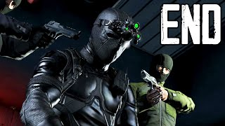 Splinter Cell: Blacklist - Part 10 - The End