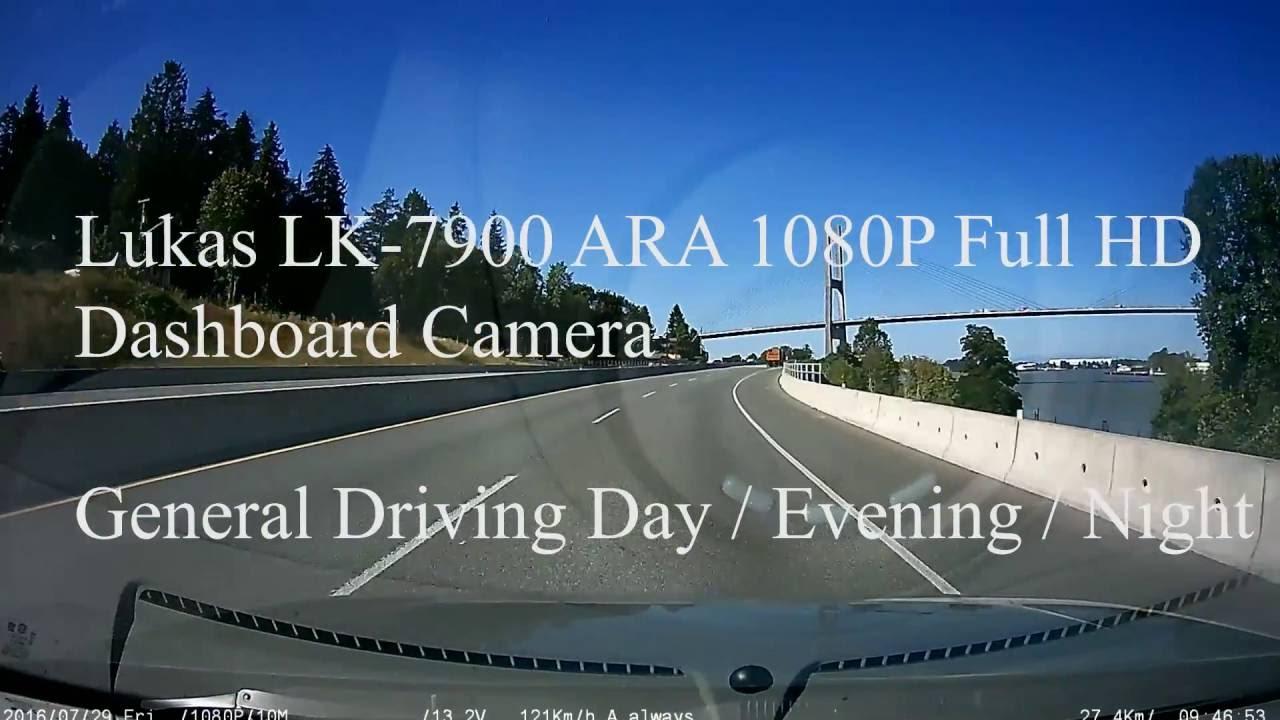 Driver UPDATE: LUKAS LK-7900 Ara Dash Cam