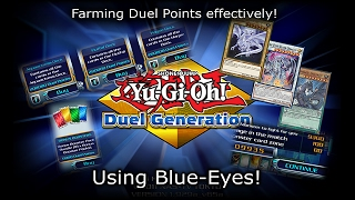 Yu-Gi-Oh! Duel Generation - The best (currently) known way to farm Duel Points!