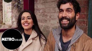 Bhavna Limbachia and Charlie de Melo talk Corrie storylines | Metro.co.uk