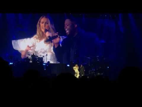 Céline Dion - I'm Your Angel (Live, June 15th 2017, The Royal Arena, Copenhagen)