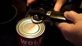 專業多功能高級不鏽鋼安全開罐器