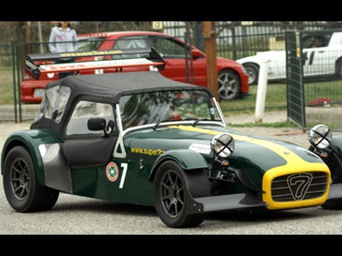 Lotus Super 7 >> Caterham Lotus Super Seven British Roadster