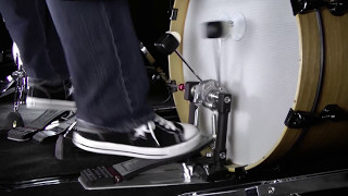 Bass Drum Slide Technique For Double Strokes