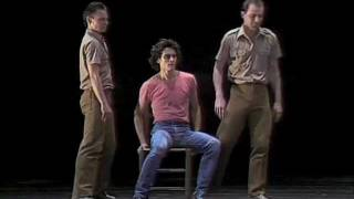 Swansong choreographed by Christopher Bruce - music by Philip Chambon
