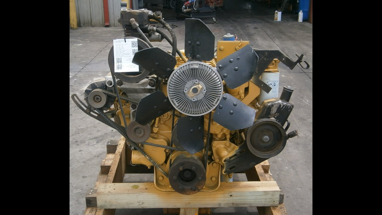 1981 cat 3208 210 hp engine 1981 cat 3208 210 hp engine