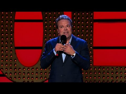 Hal Cruttenden on the Royal family - Live at the Apollo: Series 10 Episode 5 Preview - BBC One