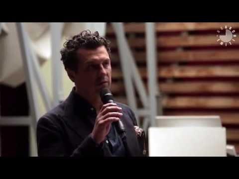 Архитектор Борис Уборевич-Боровский. Интервью и лекция на тему: Современный интерьер