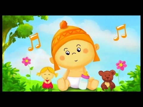 Nursery rhymes in french