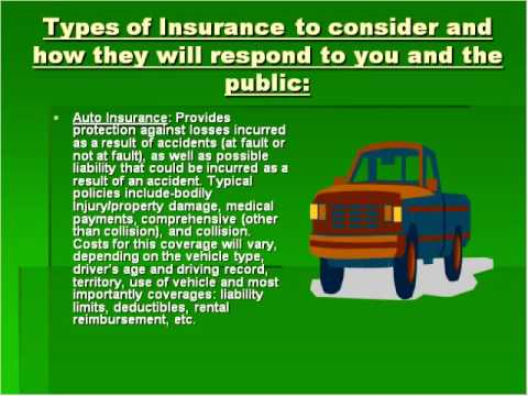 Insurance For The Farm Business