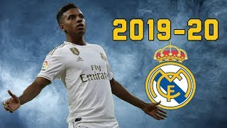 Rodrygo Real Madrid 2019-20 ● The Beginning 🇧🇷⚪
