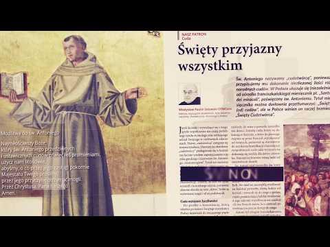 Posłaniec św. Antoniego 2/2018