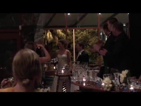 Vaughan & Emma Wedding Day