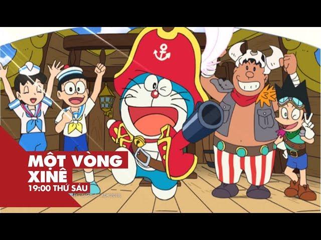 Theo chân Mèo ú Doraemon và nhóm bạn đi tìm
