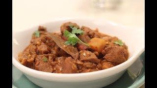 Moroccan Spiced Lamb Curry  Sanjeev Kapoor Khazana