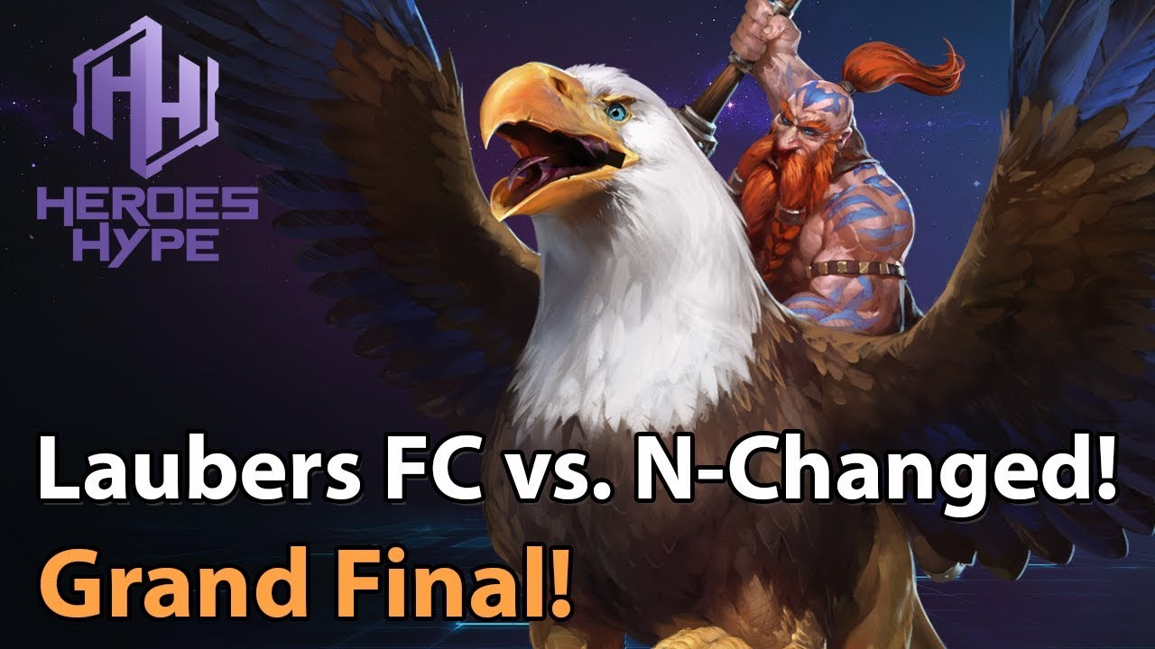 ► Laubers Fanclub vs. Nothing Changed - Grand Final - Heroes of the Storm Pro Play: