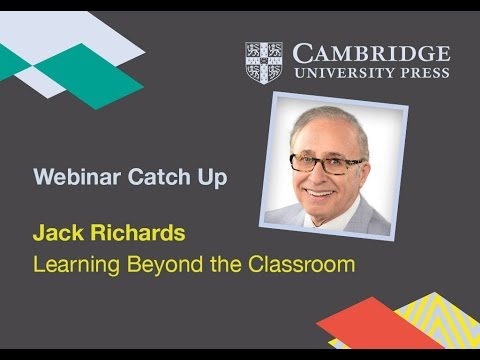 Learning Beyond the Classroom with Jack Richards