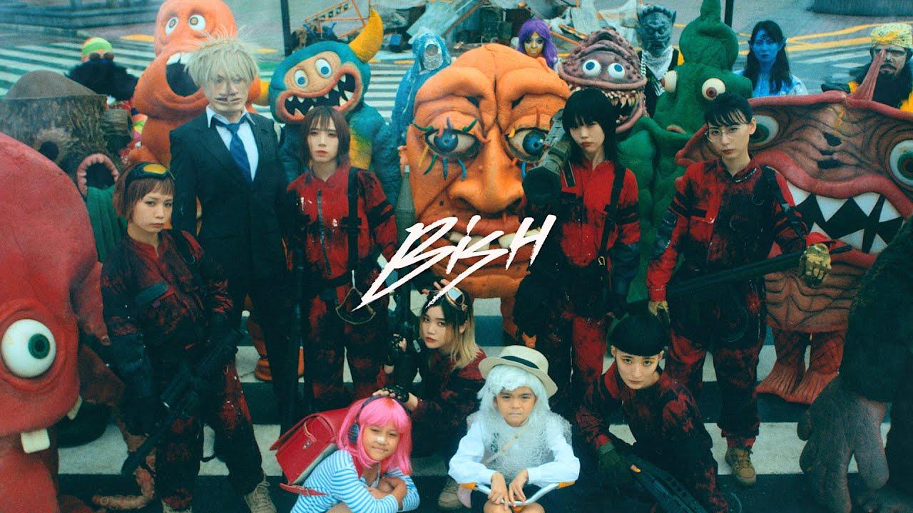 BiSH – スーパーヒーローミュージック (Superhero Music)