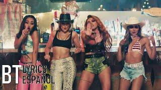 Little Mix - No More Sad Songs ft. Machine Gun Kelly (Lyrics + Español) Video Official