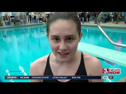 Nebraska State Diving Meet