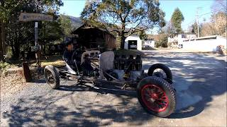 1929 Amilcar & DH Gipsy Moth Aero engined car project