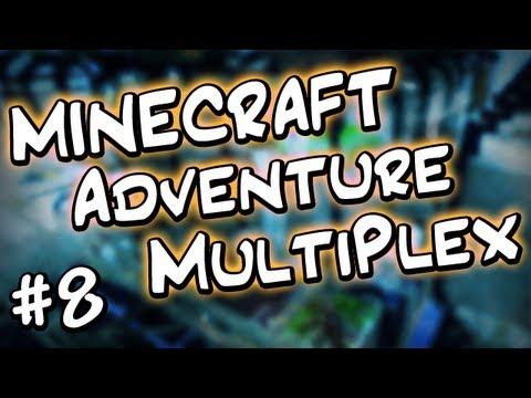 "Minecraft Maps ""Adventure Multiplex"" Ep.8 :: [Path A4] E4"