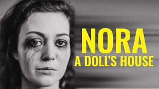 What inspired Stef Smith to write Nora: A Doll's House?