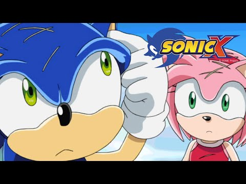 SONIC X Ep24 - How to Catch a Hedgehog